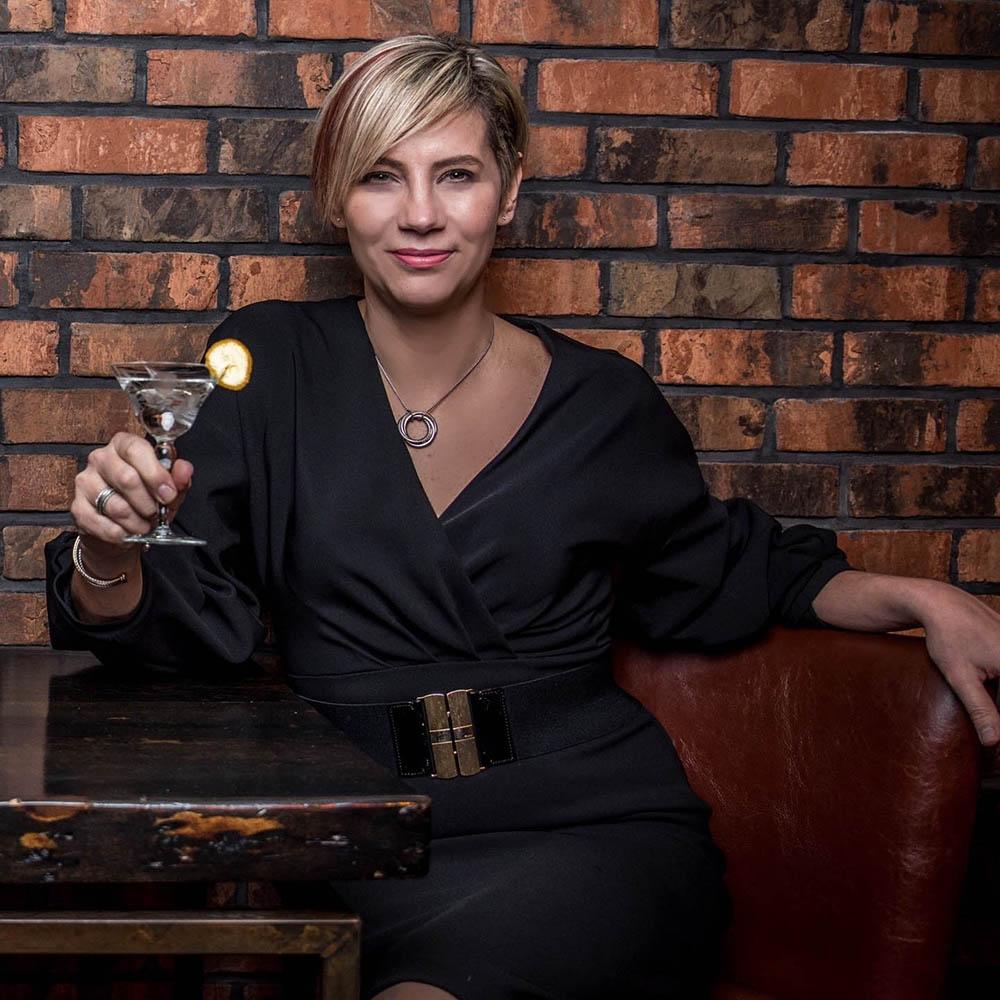 Elayne Duff | Toronto Cocktail Conference