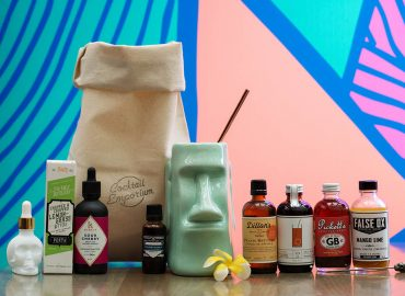Cocktail Emporium Swag Bag | Toronto Cocktail Conference