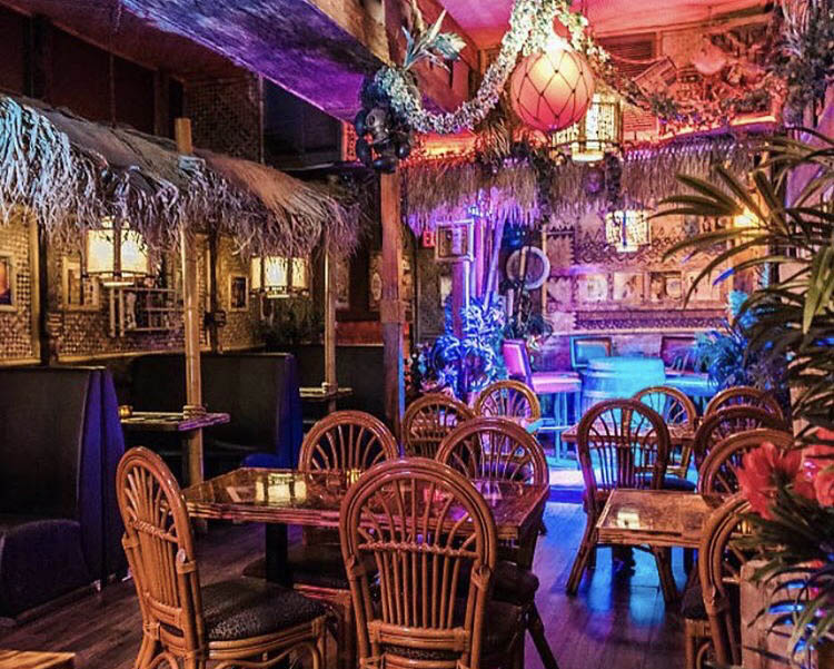 The Shameful Tiki Room Toronto