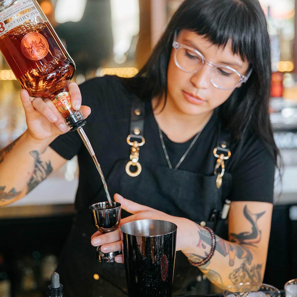 Shannon-Blue Nanibush   Toronto Cocktail Conference